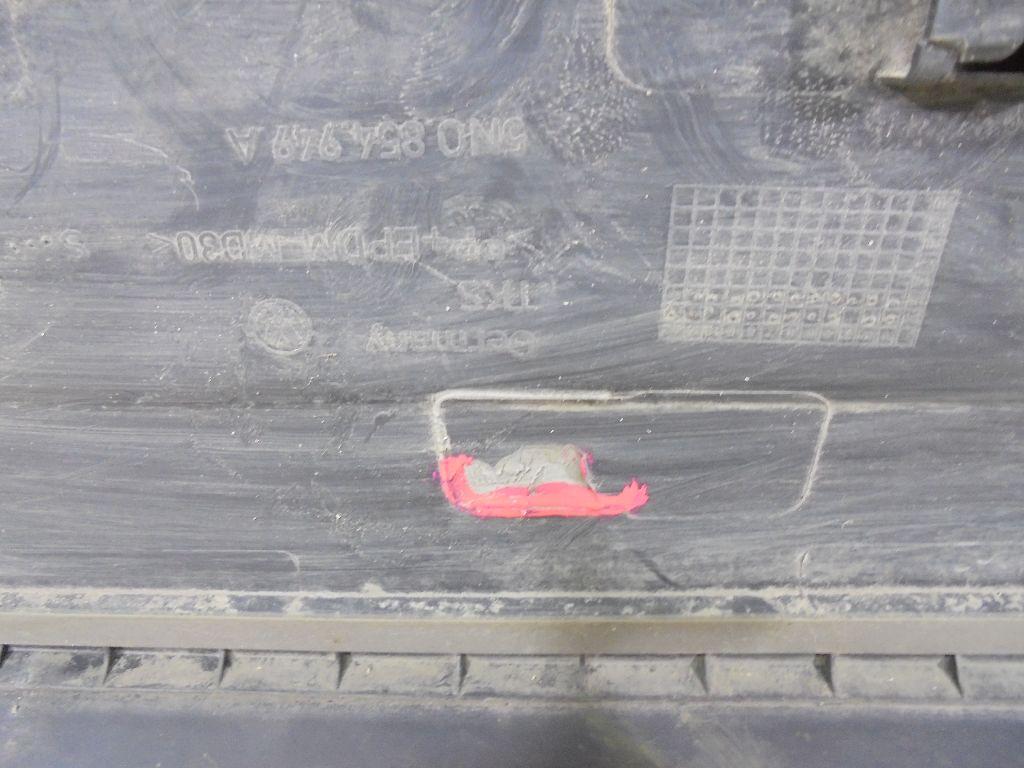 Накладка двери задней левой 5N0854949A