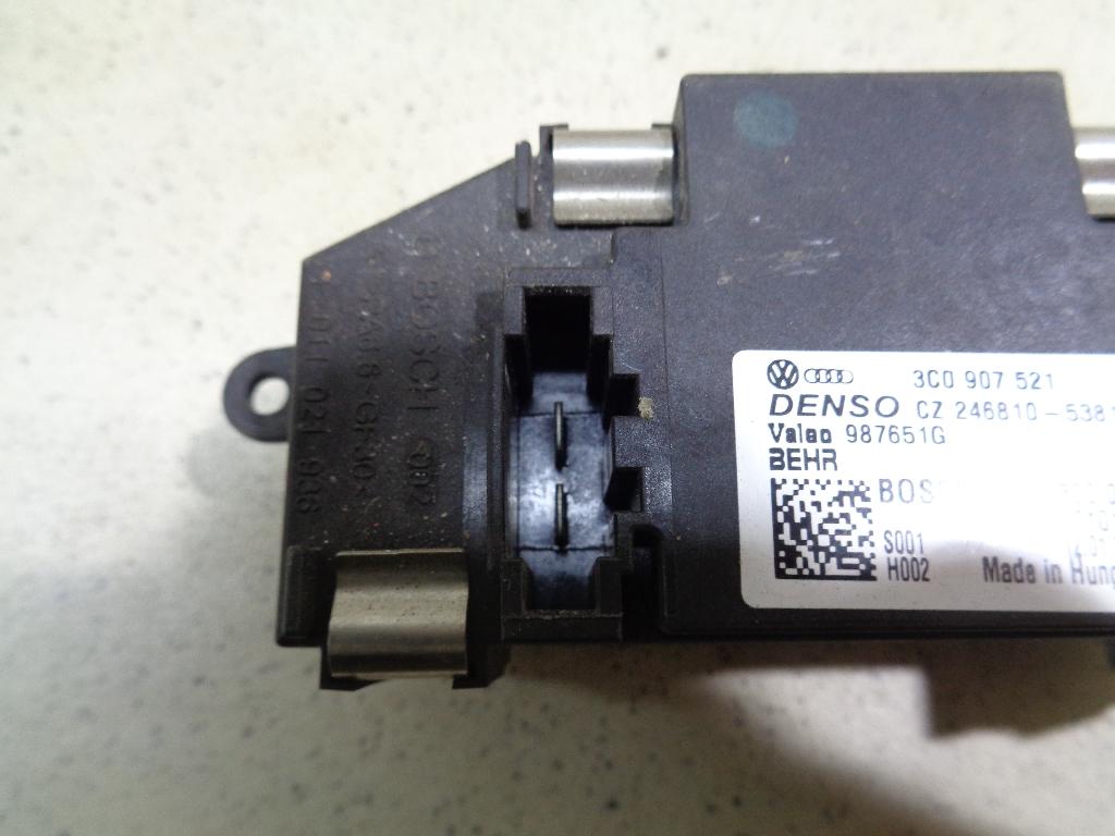 Резистор отопителя 3C0907521