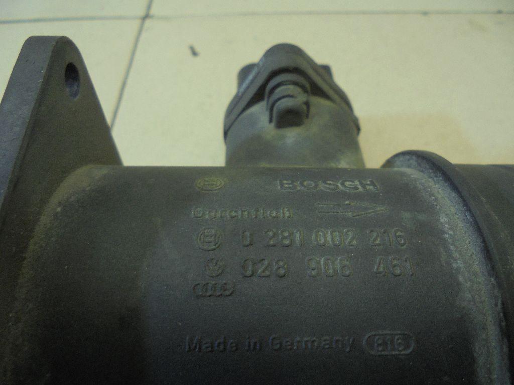 Расходомер воздуха (массметр) 0281002216