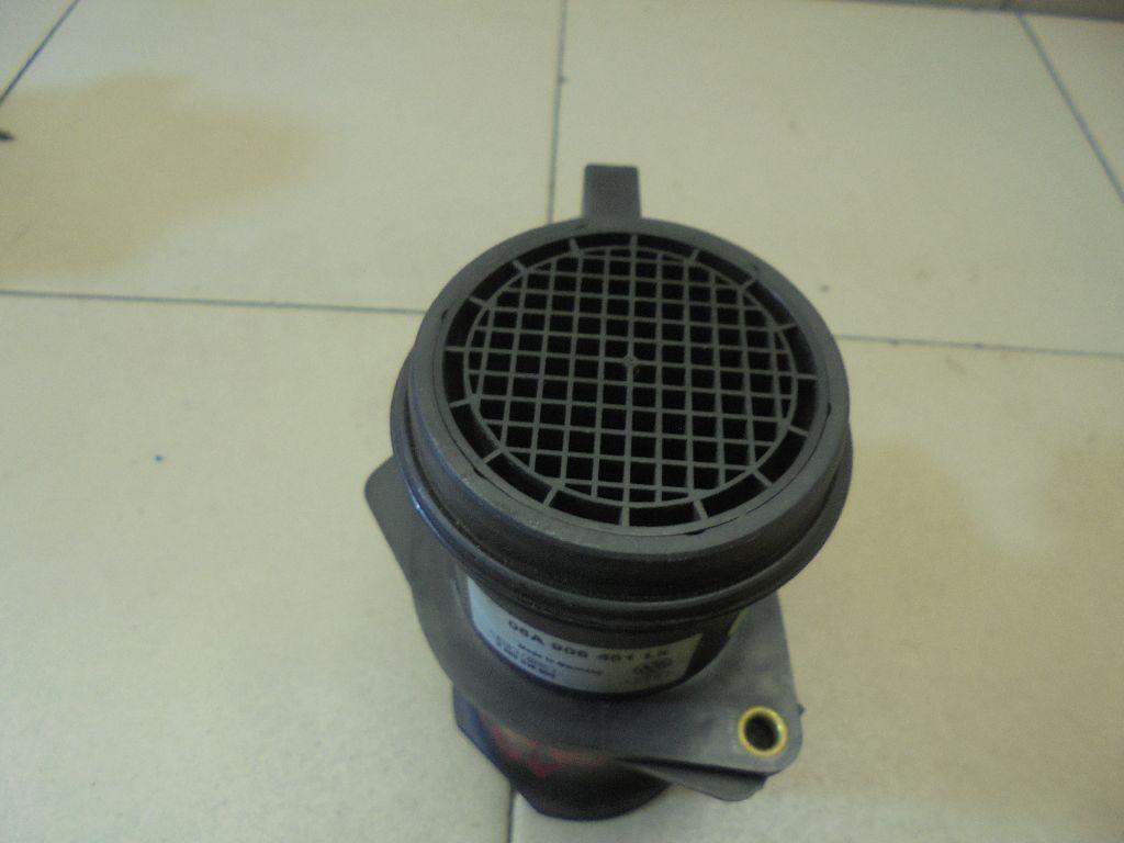 Расходомер воздуха (массметр) 06A906461LX