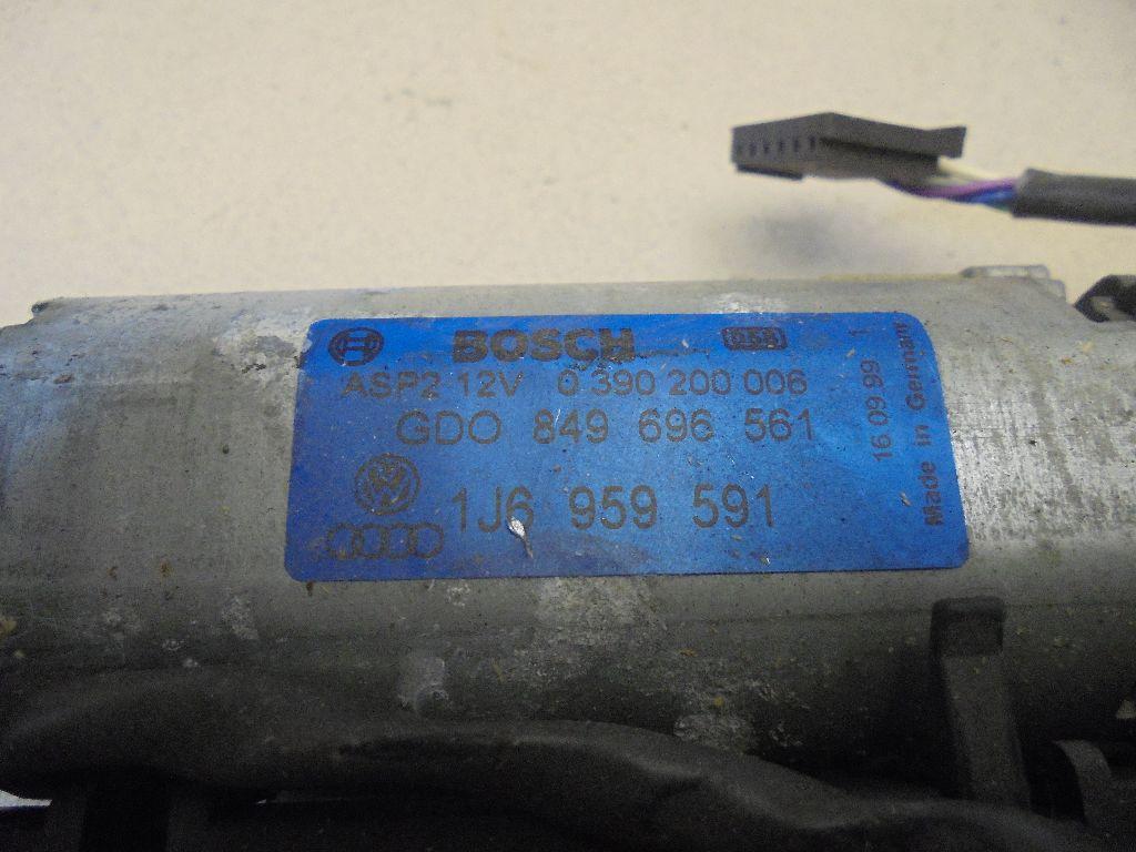 Моторчик люка 1J6959591