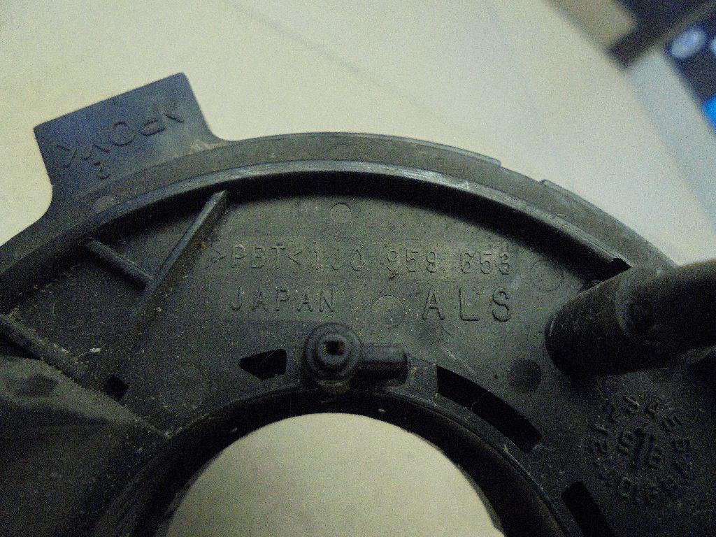 Механизм подрулевой для SRS (ленточный) 1J0959653