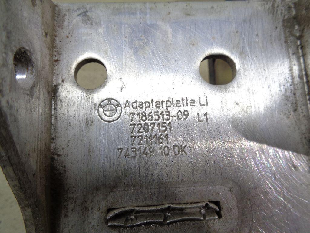 Кронштейн радиатора 51117186513