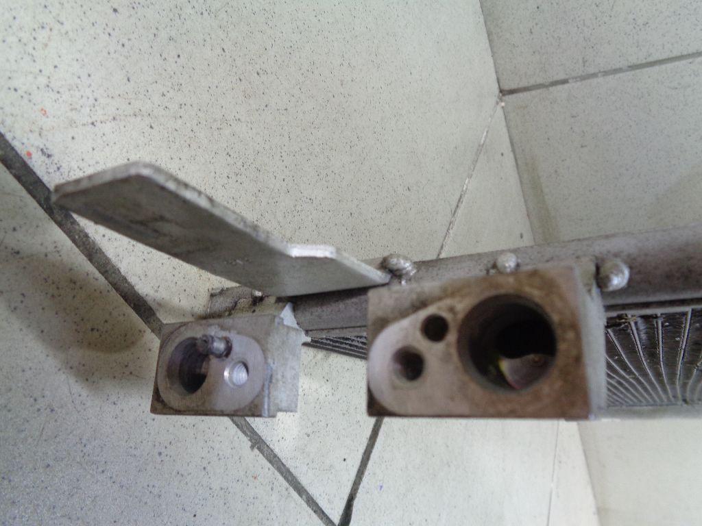 Радиатор кондиционера (конденсер) 5Q0816411M
