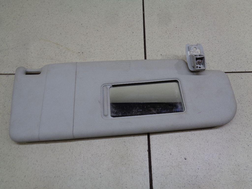 Козырек солнцезащитный (внутри) 1K0857552K2F4