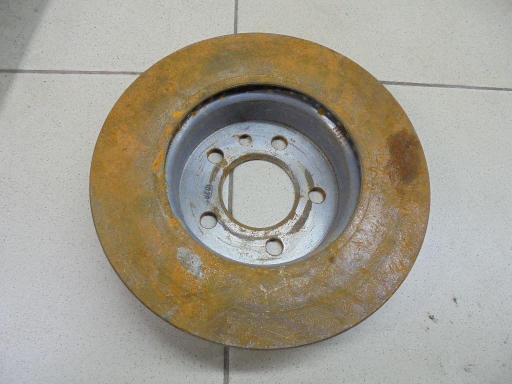 Диск тормозной передний вентилируемый 6R0615301