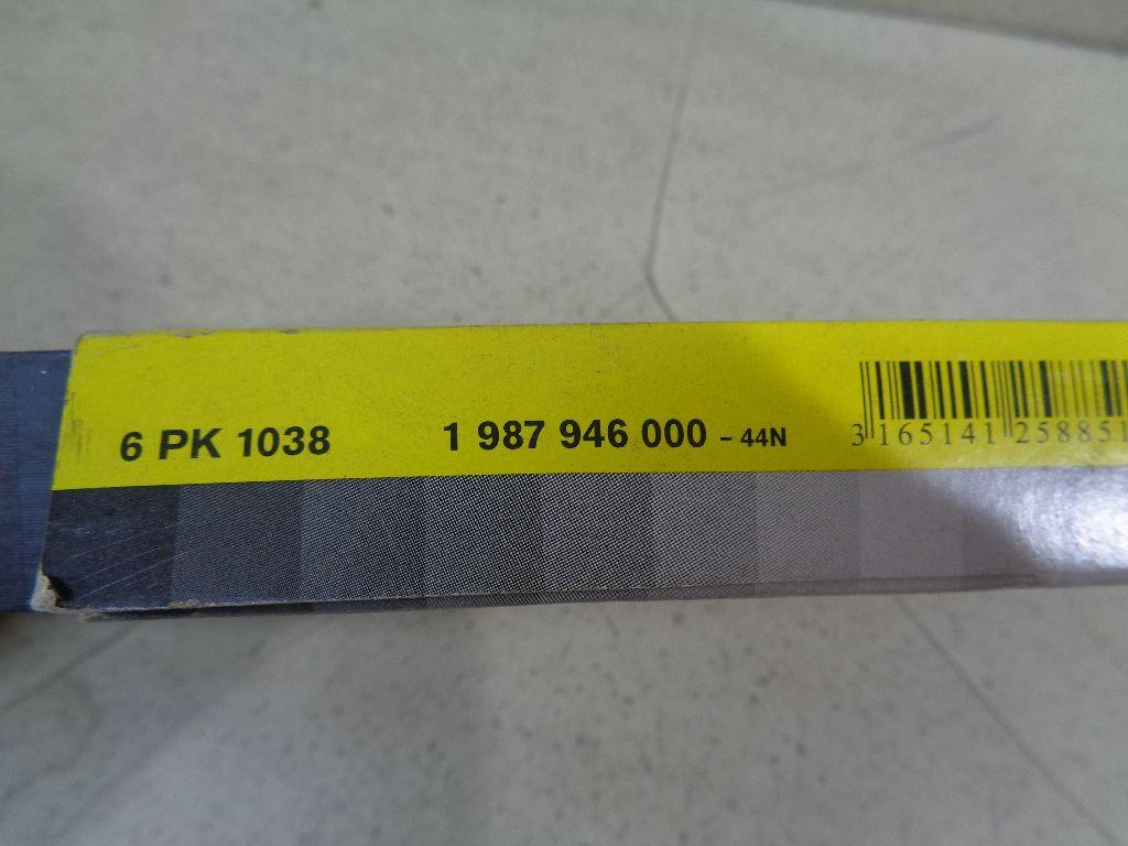 Ремень ручейковый 1987946000 фото 2
