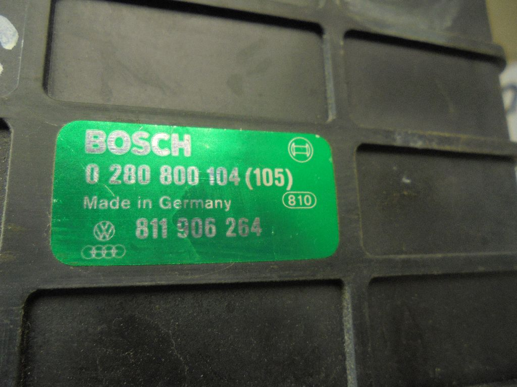 Блок управления двигателем 811906264