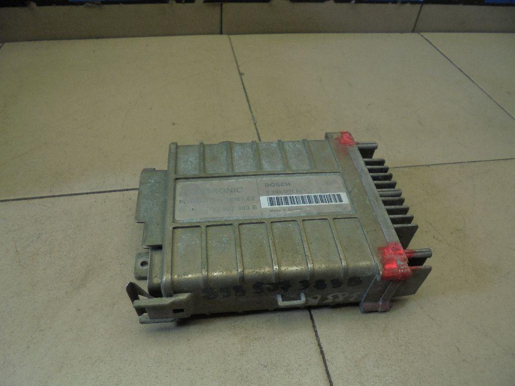 Блок управления двигателем 893907383B