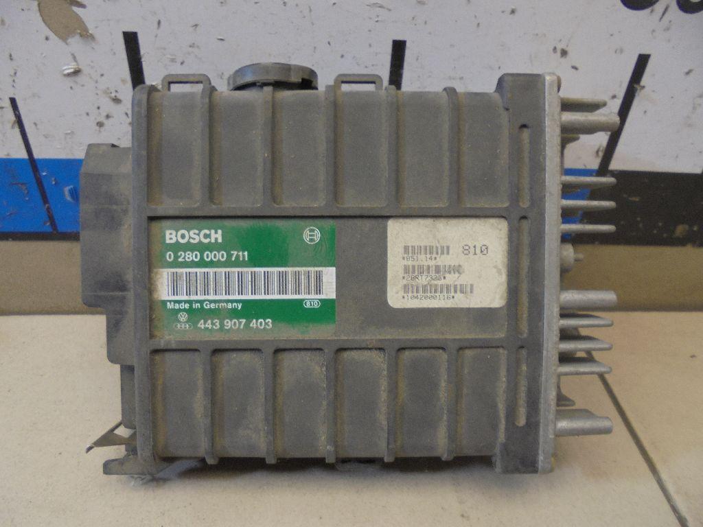 Блок управления двигателем 443907403