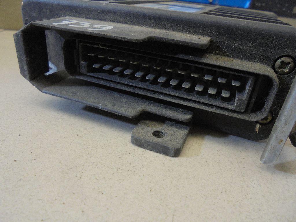 Блок управления двигателем 443907403G