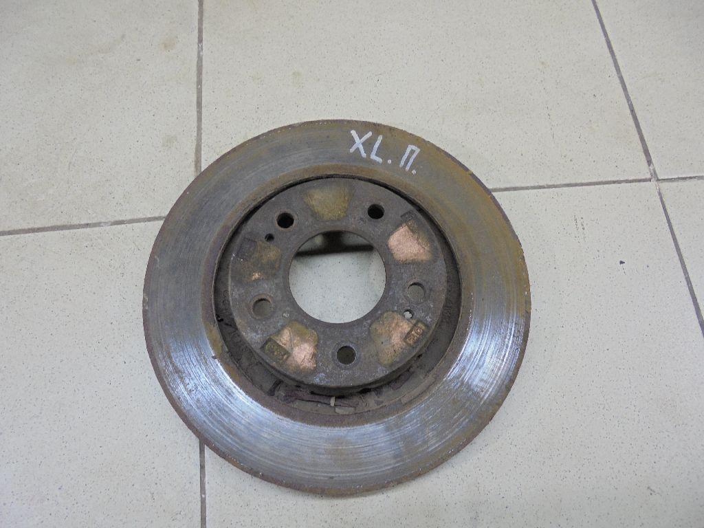 Диск тормозной передний вентилируемый 4615A178