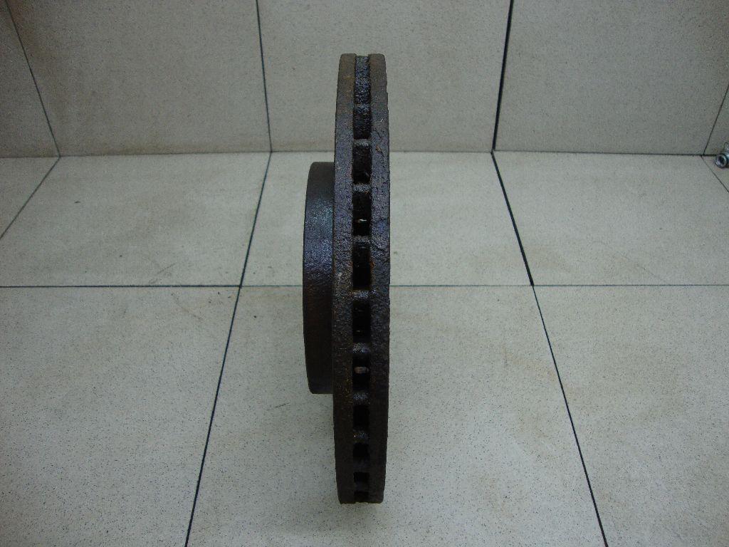 Диск тормозной передний вентилируемый 4615A117