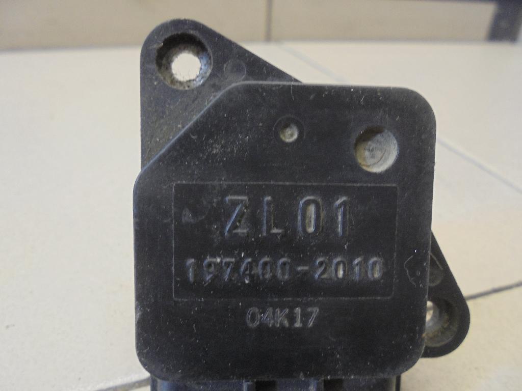 Расходомер воздуха (массметр) 1974002010