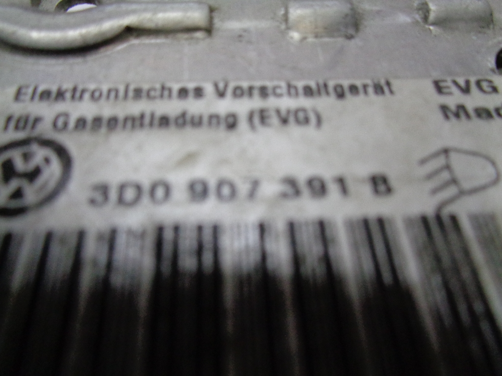 Блок ксеноновой лампы 3D0907391B