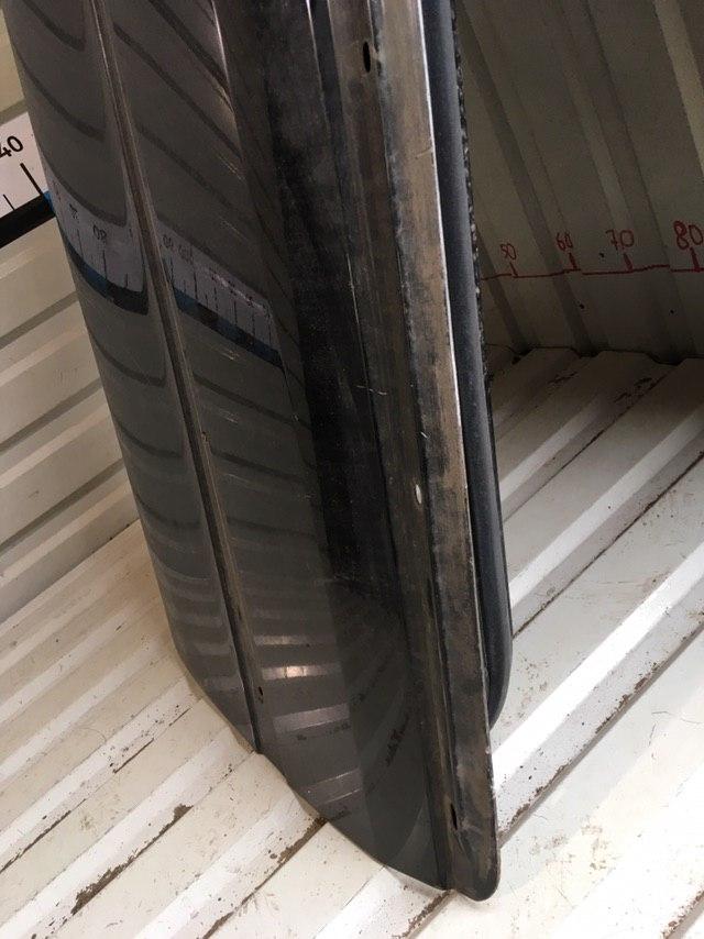 Дверь передняя левая 9187797