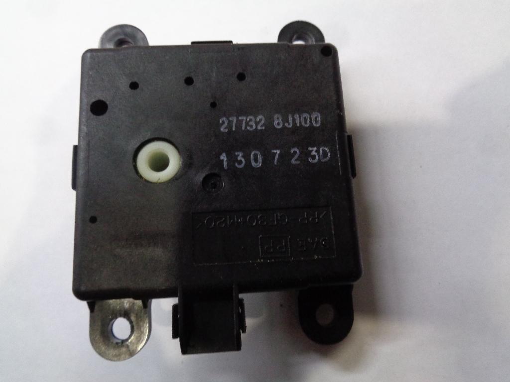Моторчик заслонки отопителя 277328J100