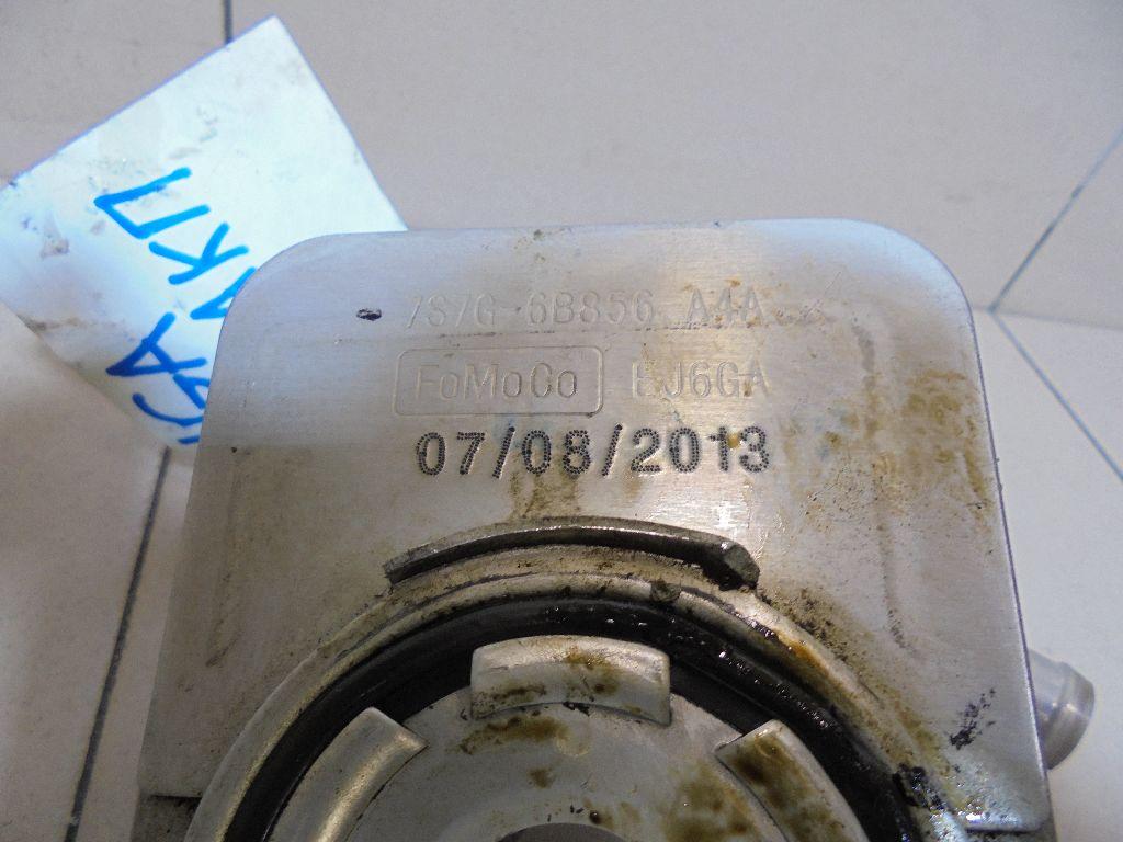 Радиатор масляный 7S7G6B856A4A
