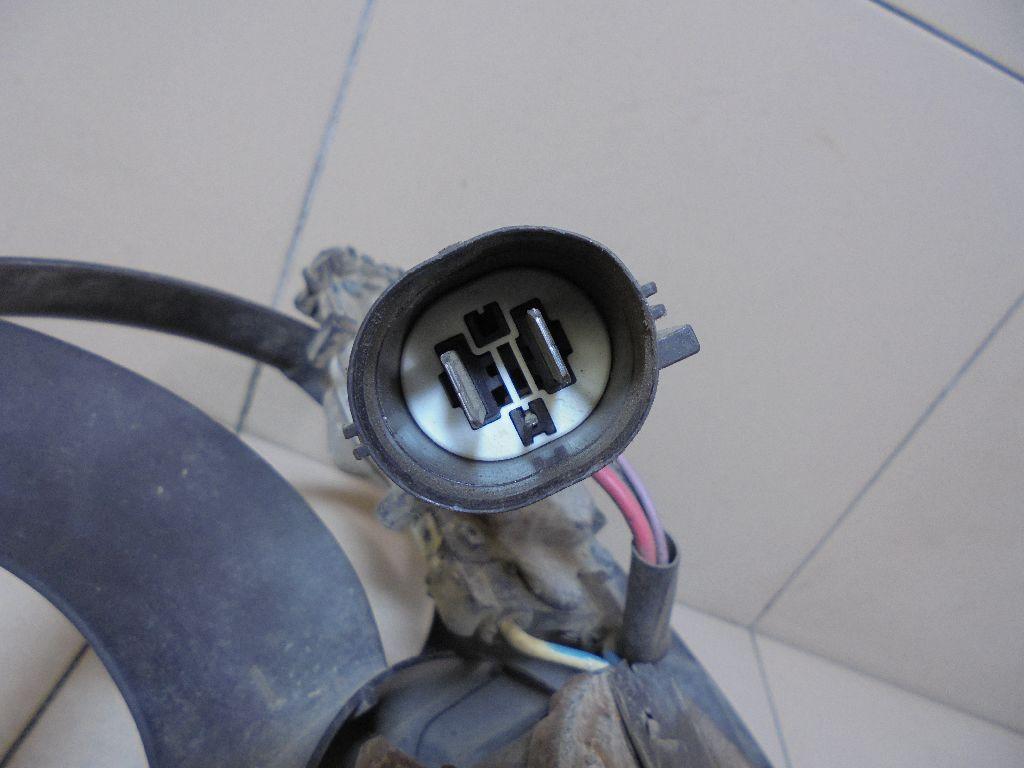Вентилятор радиатора 1530151