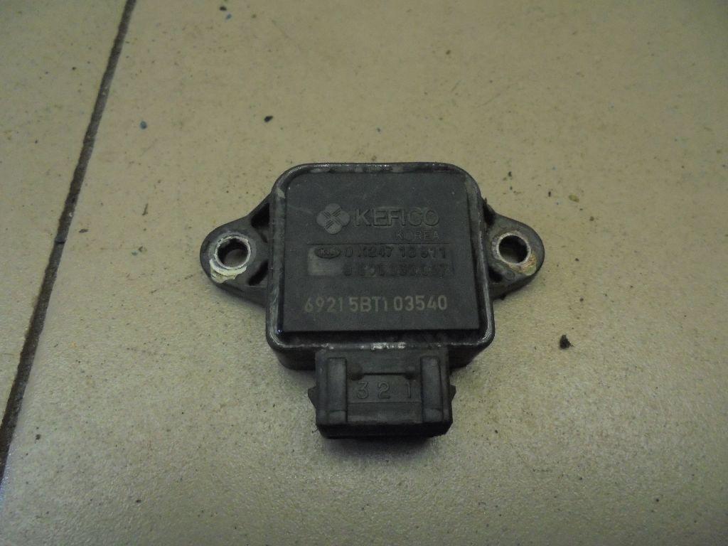 Датчик положения дроссельной заслонки 0K24718911 фото 2