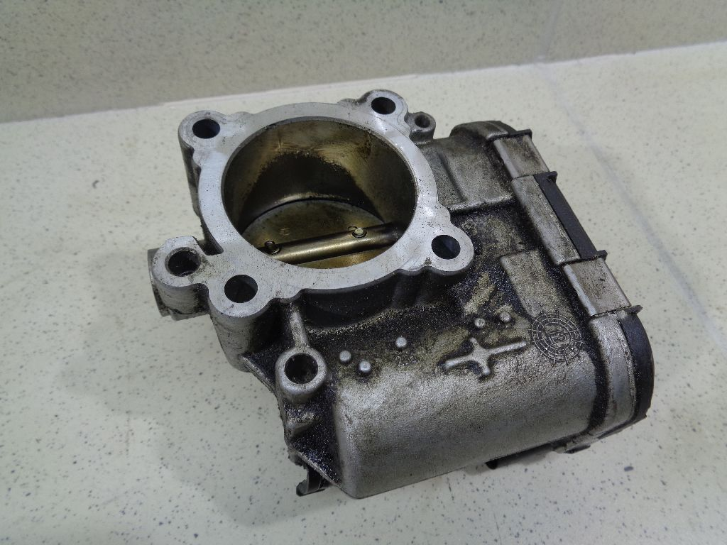 Заслонка дроссельная электрическая 7S7G9F991CA