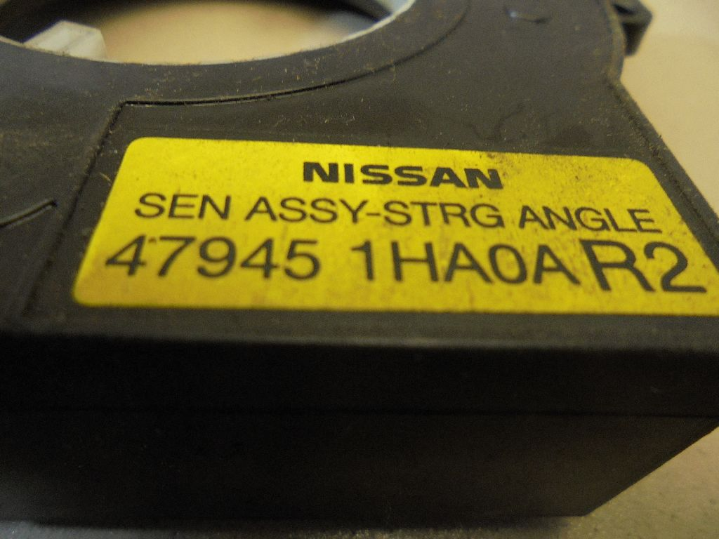 Датчик угла поворота рулевого колеса 479451HA0A