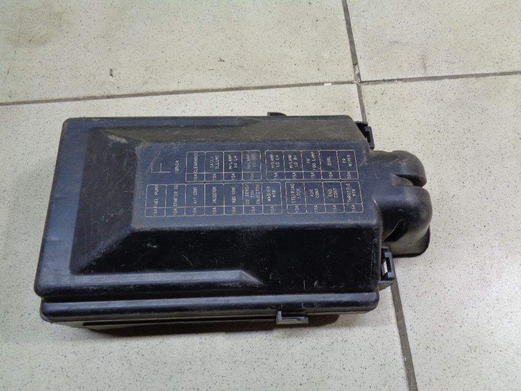 Крышка блока предохранителей 284B81BN0A