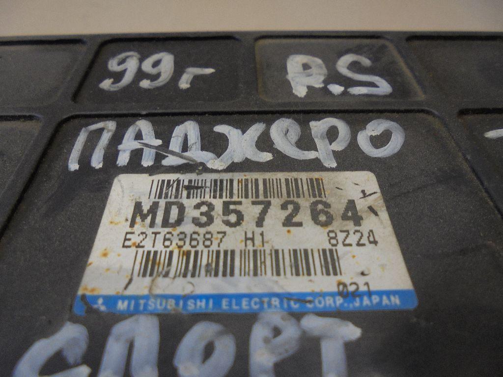 Блок управления двигателем MD357264