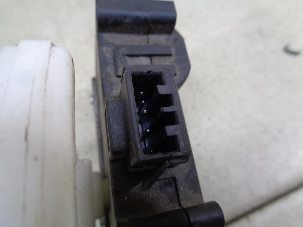 Моторчик заслонки отопителя 1138002320 фото 3