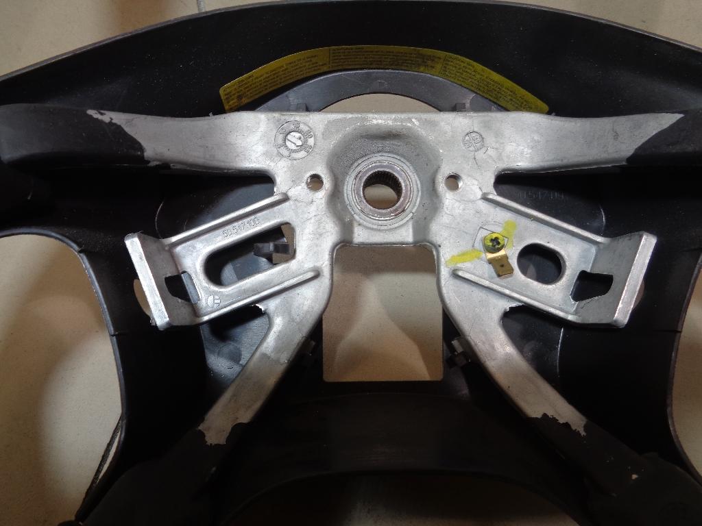 Рулевое колесо для AIR BAG (без AIR BAG) MR792324