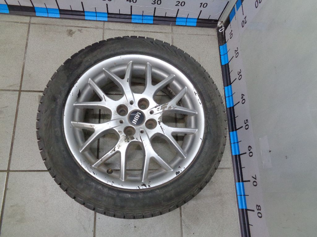 Диск колесный легкосплавный 36116775855