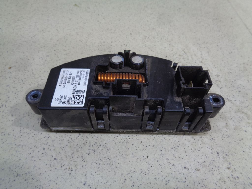 Резистор отопителя 2469064100