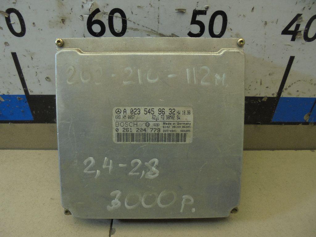 Блок управления двигателем 0235459632