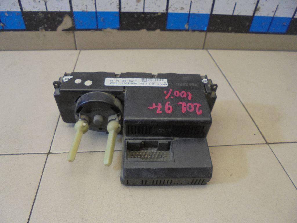 Блок управления отопителем 2108302085