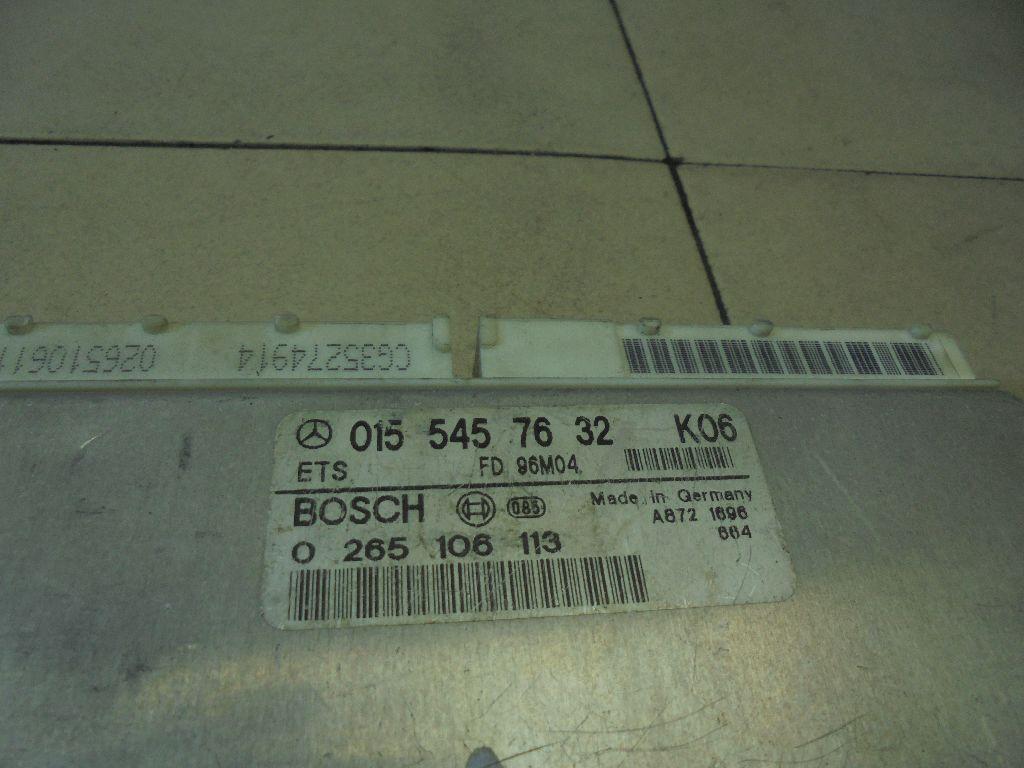 Блок управления ABS 0155457632