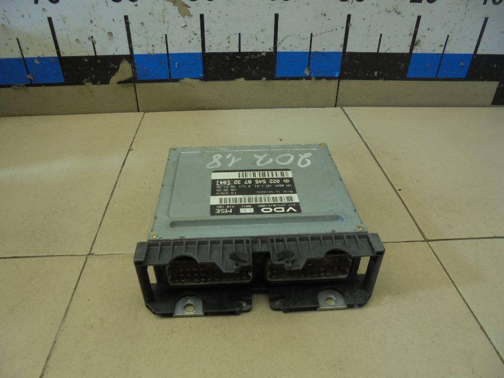 Блок управления двигателем 0225458732