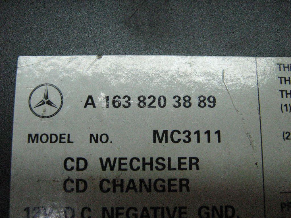 Ченджер компакт дисков 1638203889
