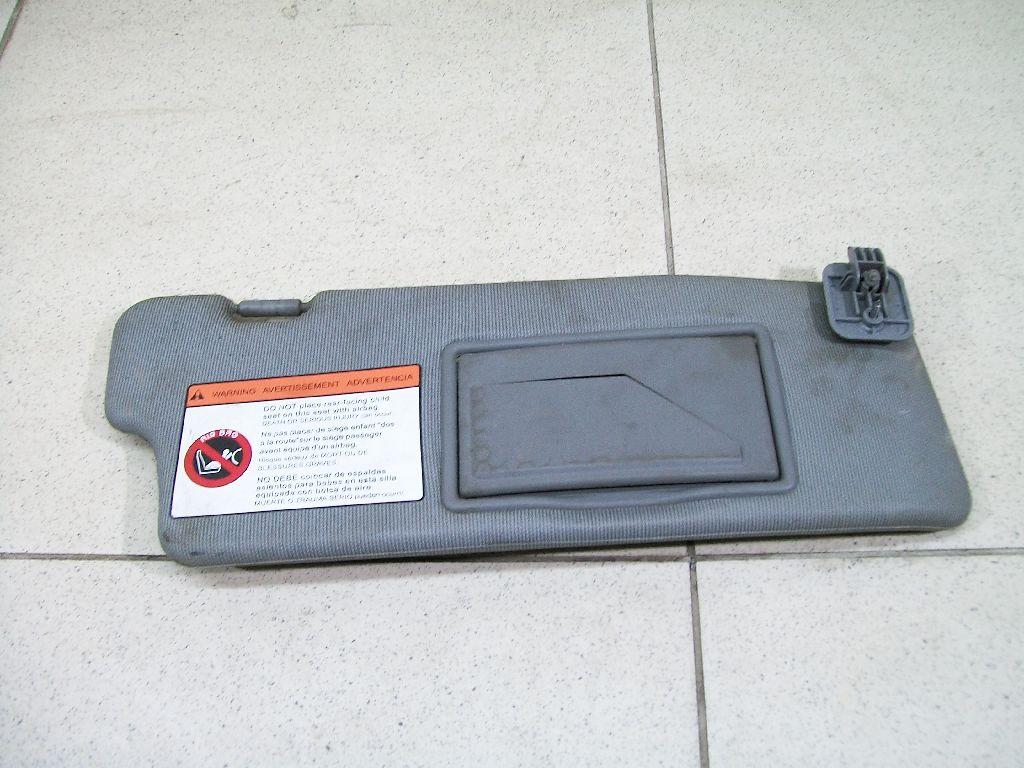 Козырек солнцезащитный (внутри) 96428845
