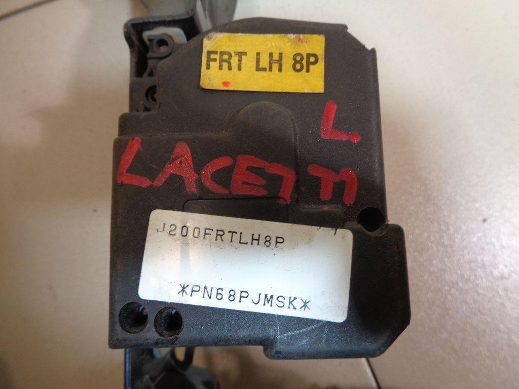 Ремень безопасности с пиропатроном 96414891