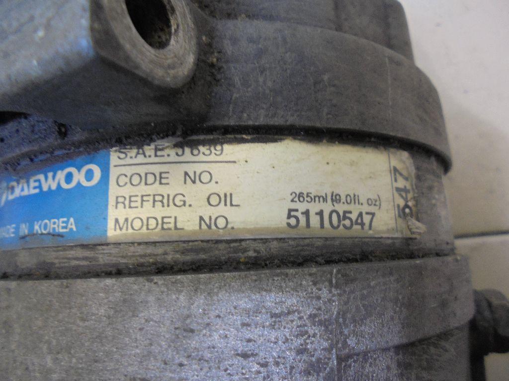 Компрессор системы кондиционирования 5110547