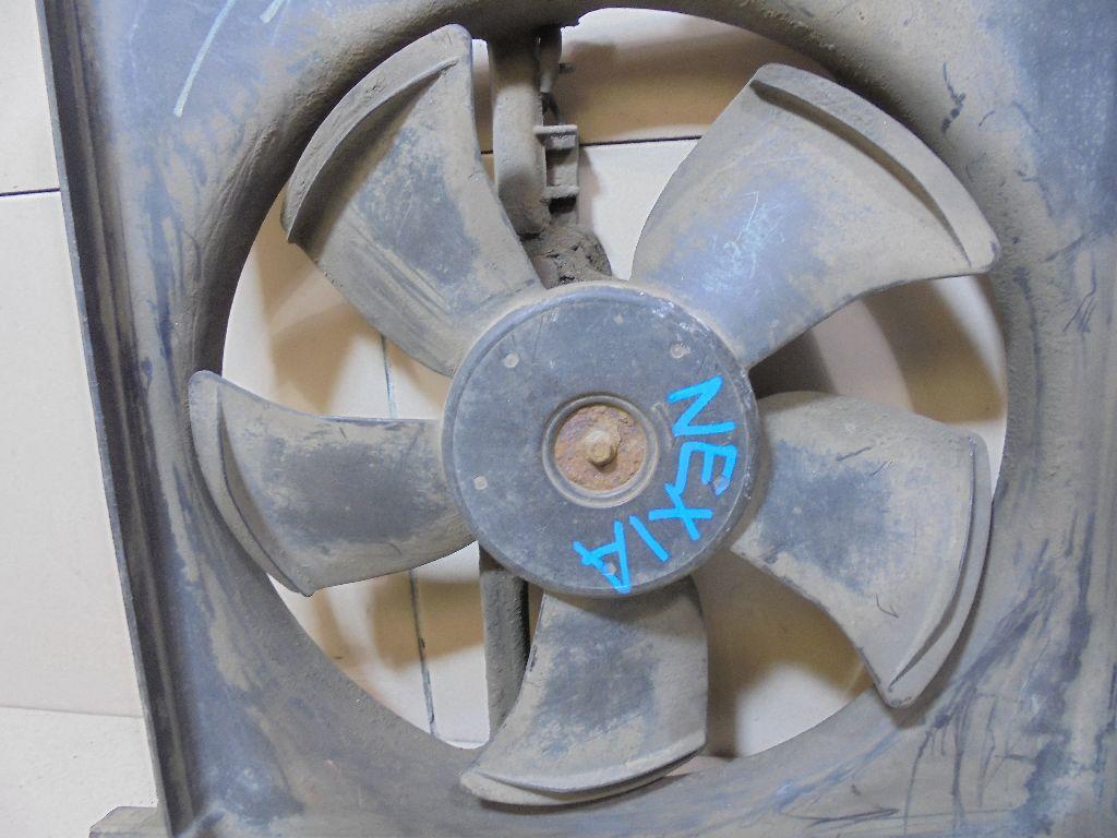 Вентилятор радиатора 96353138