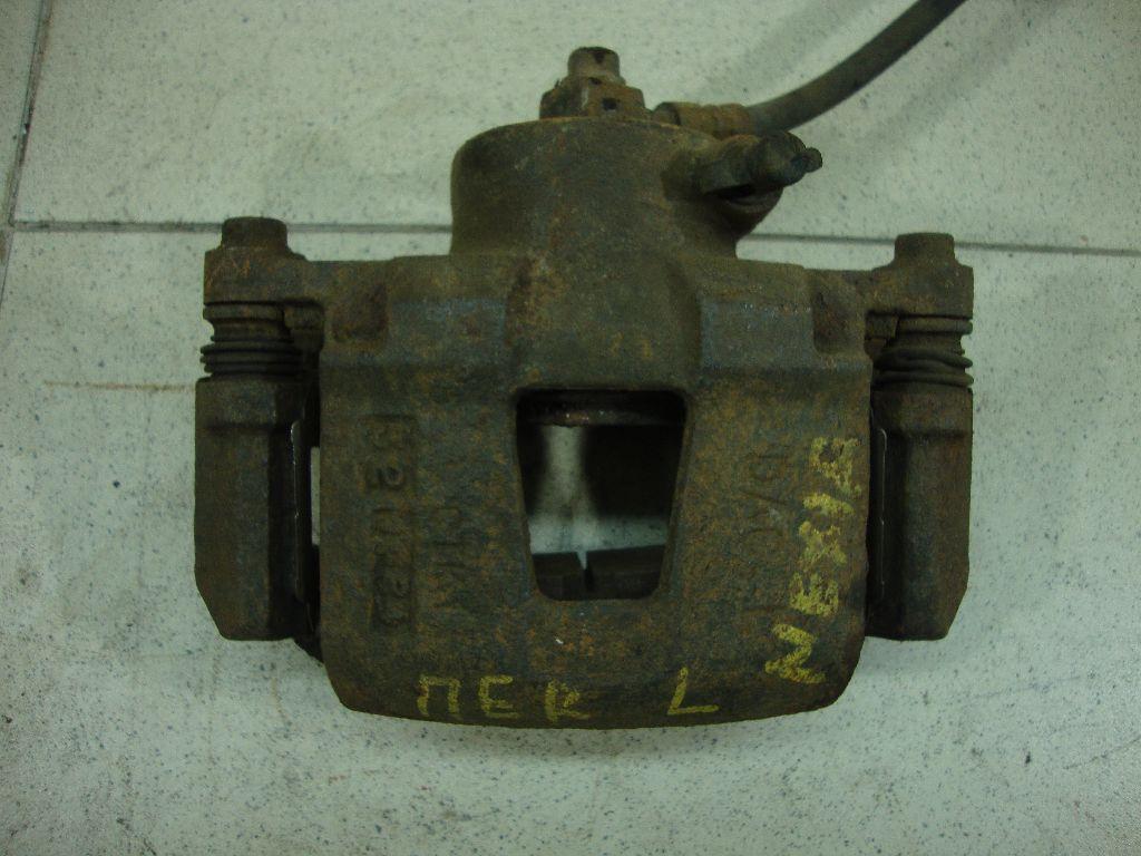 Суппорт тормозной передний левый 96281935