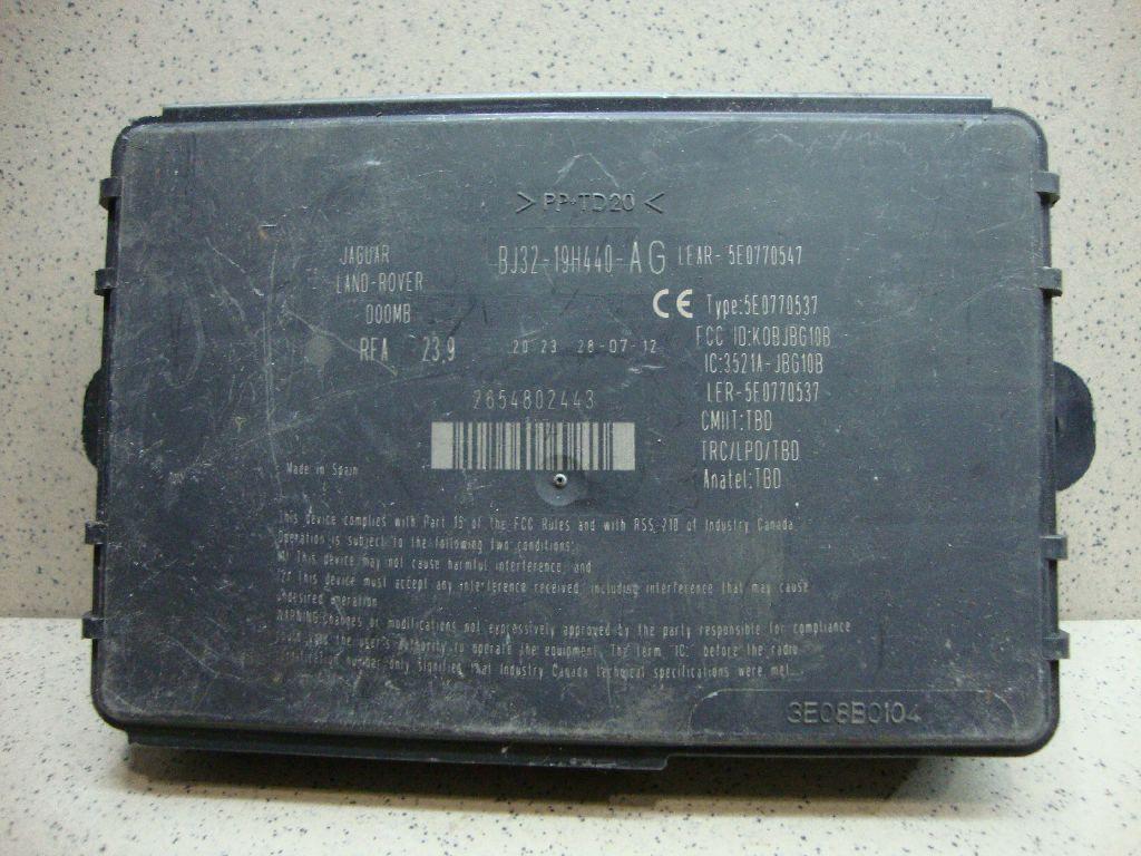 Блок электронный LR031380