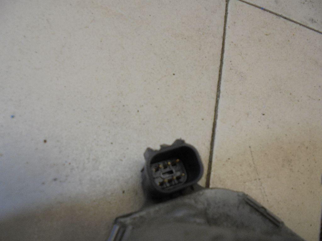 Заслонка дроссельная электрическая 55565489