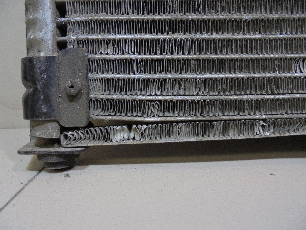 Радиатор кондиционера (конденсер) 96274635