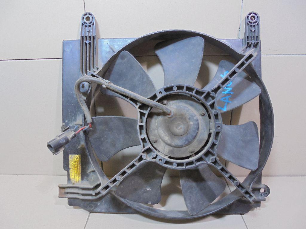 Вентилятор радиатора 96183756