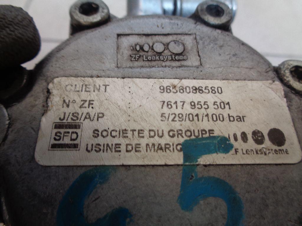 Насос гидроусилителя 40076A