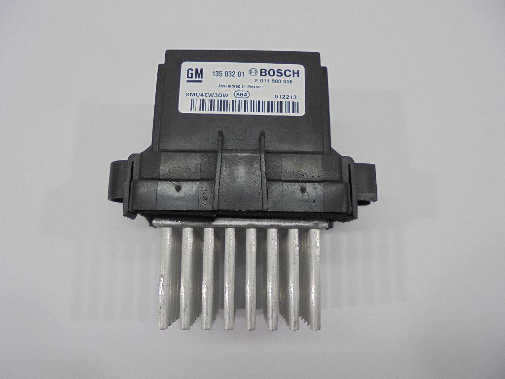 Резистор отопителя 13503201 фото 2