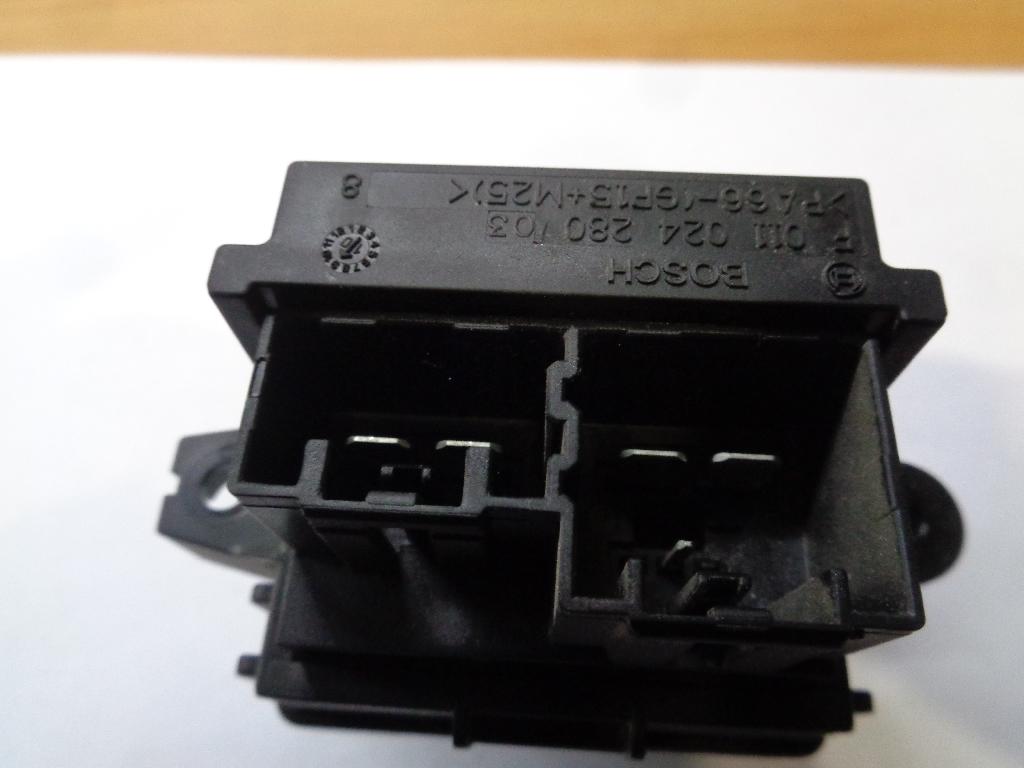 Резистор отопителя 13503201