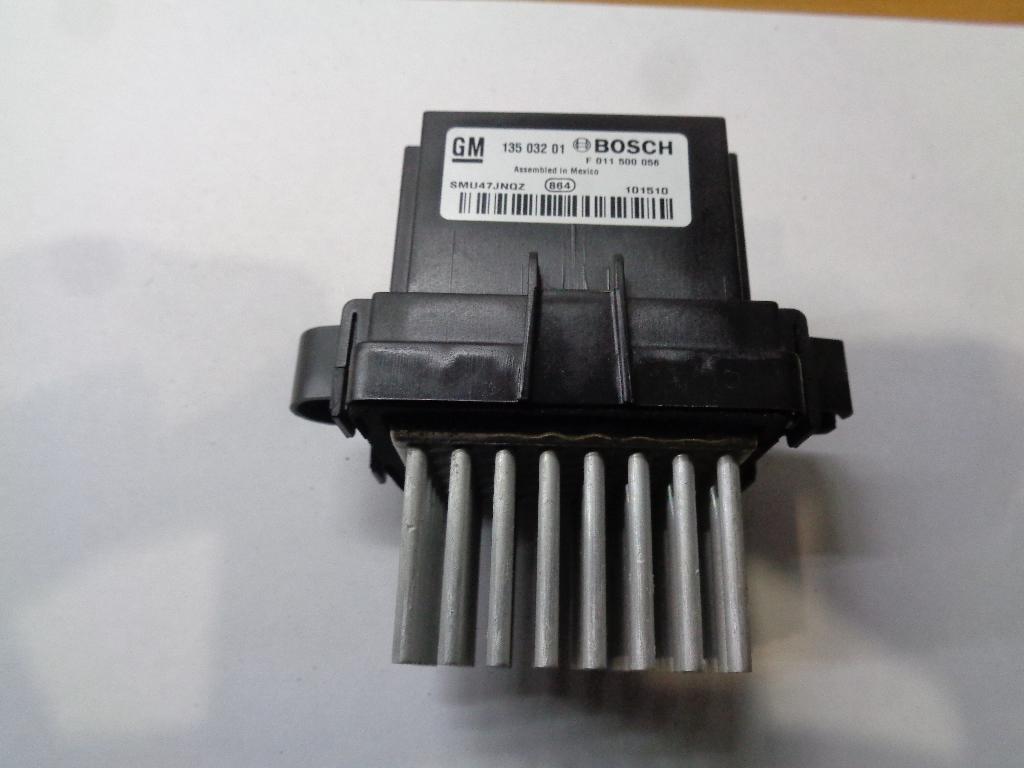 Резистор отопителя 13503201 фото 3